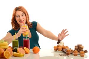 azúcar, natural, frutas