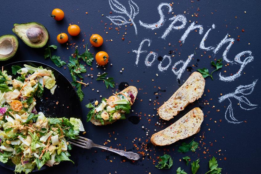 Productos de primavera