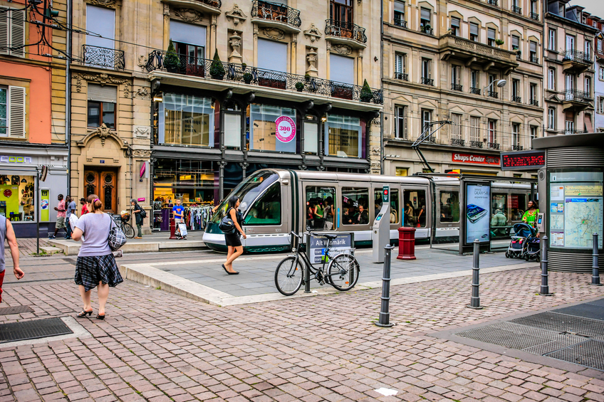 Sistemas de movilidad multimodal, combinando diferentes medios de transportes son una excelente alternativa para las ciudades